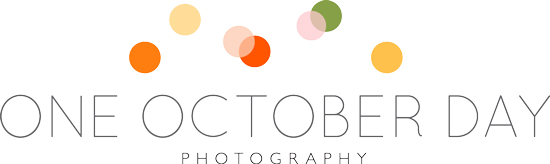 One October Day Photography logo